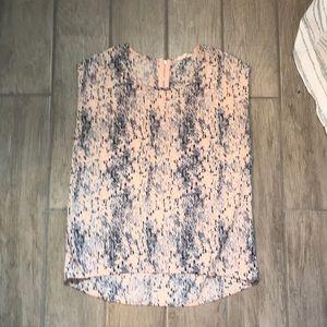 Multi print blouse